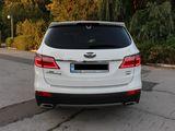 Hyundai SantaFe задние фонари.