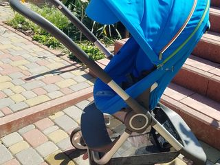 Прогулочна коляска Stokke Scoot