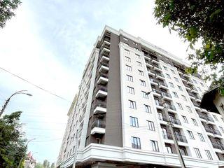 Vind apartament cu doua camere in bloc nou