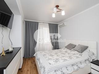 Apartament 2 camere, reparație euro, bloc nou, Botanica, 400 €