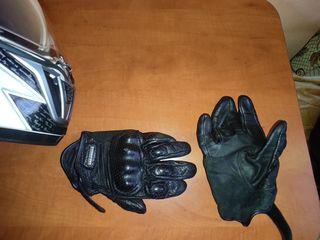 Шлем каска перчатки