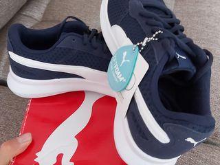 Продам оригинальные кроссовки Puma, Vind crosuri Puma, originale, noi, marimea 38