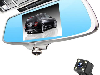 Зеркало на Андроиде GPS,Wifi,3G с -2 камерами. Доставка бесплатная!Кредит!