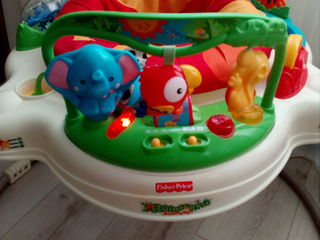 Прыгунок Fisher Price! Качели Enjoy