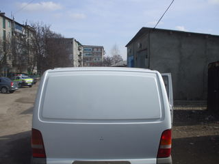 Mercedes 2003 vito germania