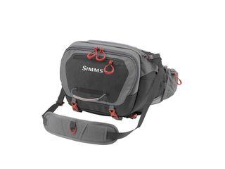 Поясная рыболовная сумка Simms Freestone Hip Pack, Steel, 12L