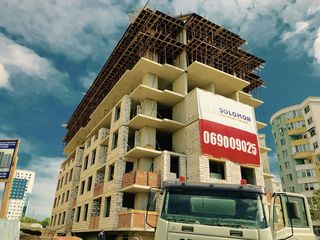 Apartament Econom! 56m2 - 29900euro, Finisari Superioare, Solomon Construct!