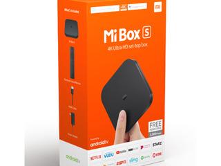 Xiaomi Mi Box S! New! Международная версия!