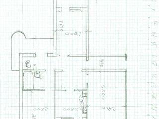 Продам 3-х комнатную квартиру в центре города Бельцах !!!