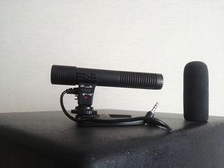 Microfon pentru camera de filmat