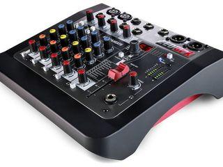 Mixer analogic Allen-Heath ZED 6FX. livrare în toată Moldova,plata la primire