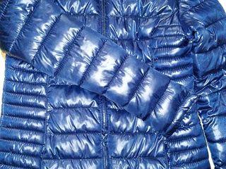 куртка бомбер C&A и кашемировое пальто