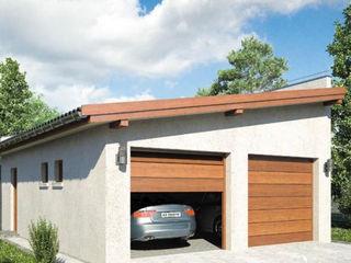 Строительство СИП домов в Молдове. Гараж на две машины из СИП (SIP) панелей.