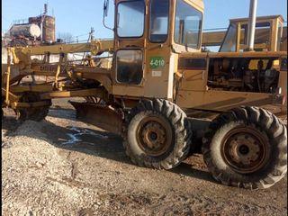 Greider CAT 14.5 t,  750 lei/ora