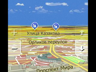 GPS Maps upgrade 2016 Q4/2017 Q1(февраль-март)
