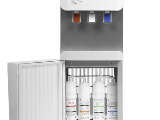 Culer ofesi smart dozator apa cu sistem integrat de filtrare a apei rece calda