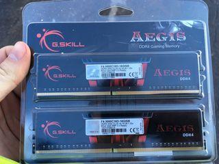 Оперативная память G.Skill Aegis 16Gb KITx2 (F4-3000C16D-16GISB)