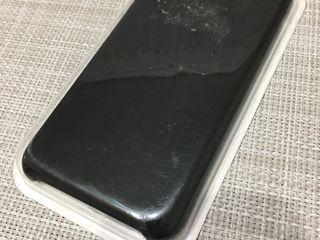 Husa pentru Iphone X/XS Silicon.