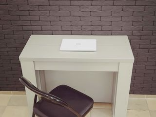Masa extensibila/ стол трансформер(раздвижнои) din 40 cm extindere : 1,5m;tip 2 ext2,7m