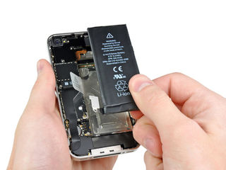 Schimbarea Baterii Iphone Noi !