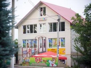 De vintare cafenea in orasul floresti