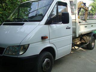 Mercedes 5500 kg