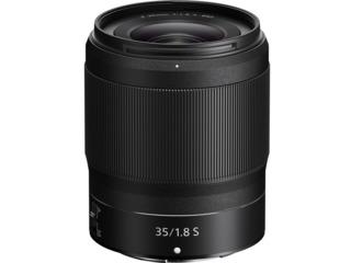 Obiectiv Nikon Z 35mm f1.8 S Nikkor