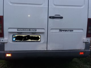 Mercedes Sprinter211 2.9tdi