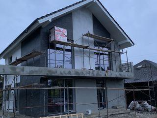 Casa noua cu 2 nivele-160 mp,terasa,beci,teren -6 ari! Curind finisam lucrările!