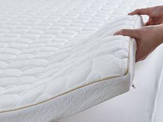 Тонкие матрасы Топпер для дивана и кровати любых размеров.