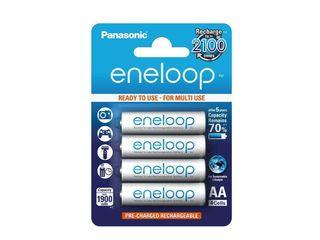 Аккумуляторы Eneloop Pro ( Panasonic) и GP ReCyko+Pro
