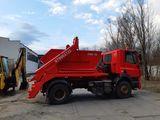 Evacuarea gunoiului,evacuarea gunoiului de constructie.Вывоз мусора!!!