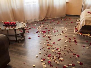Романтичная оформление для вашей половинке