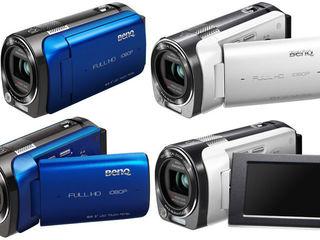 Camera video m33 benq noua, sigilata