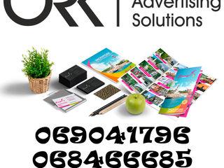 Печать визиток, Листовок, Буклетов - Полный спектр Полиграфических услуг.