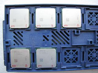 Процессоры AMD серии FX