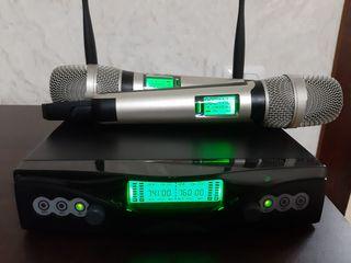 Радиомикрофон ETJ,новый в упаковке
