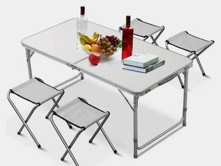 Кэмпинговый усиленный стол