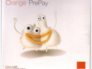 Продам разные номера Orange Prepay новые и больше года в сети.