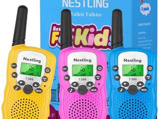 3 bucati Statie radio 3km Рация Jucarii pentru copii