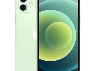 iPhone12 mini culori black, green, blue 64, cutie sigilata