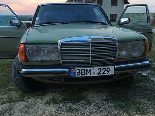 Mercedes Series (W123)