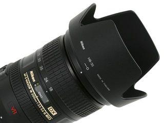 Blenda,Cablu usb , tv original Canon,Nikon ,Capace,Filtre de protectie.