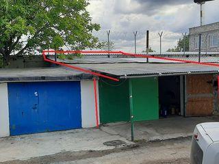 Большой  гараж с подвалом городок аэропорт  гск-16
