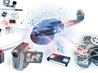 Оцифровка видеокассет взапись всех типов видеокассет в DVD до 9 лей за час Позвоните - договоримся!