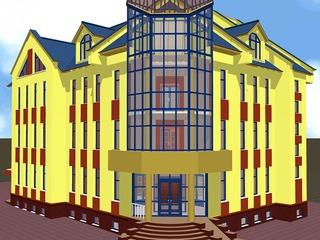 Продаю участок vand teren cu proiect si autorizatie de constructie in centrul or. Сauseni