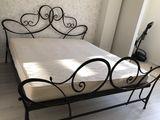 Dormitor din fier, lucrat manual