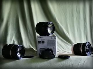 Объектив Sony DT 18-250mm F3.5-6.3