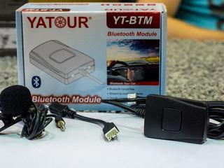 Адаптер Yatour YT-M06 Toy2 6+6 для магнитол Toyota / Lexus + YT-BTM Bluetooth