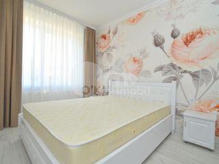 Apartament cu terasă, 2 camere, totul nou, Centru, 400 € !